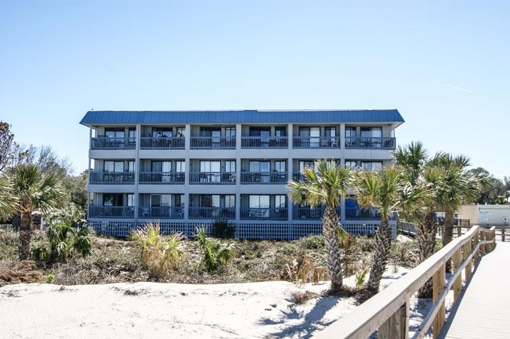 Savannah Beach And Racquet Club Oceanfront Cottage